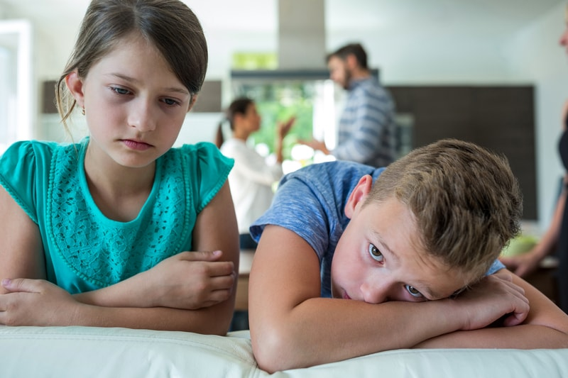 The Benefits and the Dangers of Staying Together for the Kids
