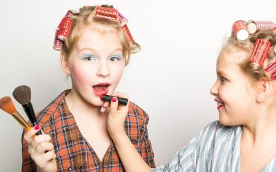 Can a 10 Years Old Girl Wear Makeup?