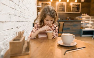 Can a 10-Year-Old Kid Drink Beverages Containing Caffeine?