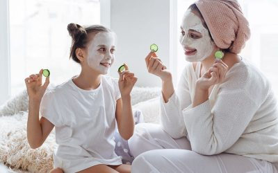 Can a 10-Year-Old Use a Facial Mask?