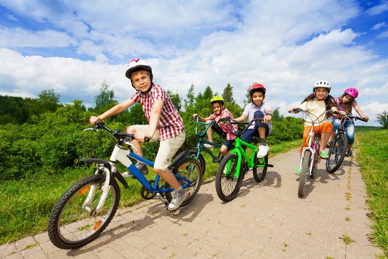 The Best Bikes for 10 Year Olds