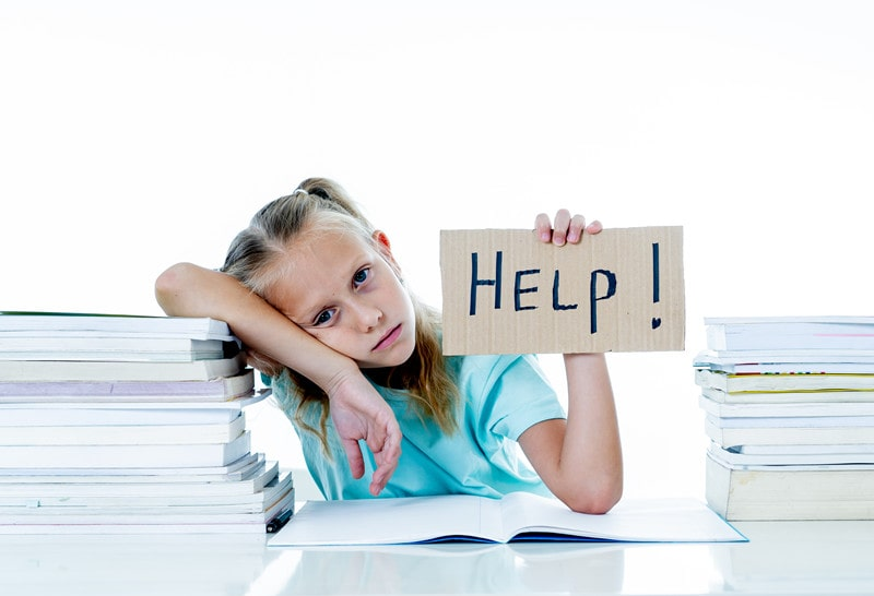 Why is my 10-year-old struggling with school?