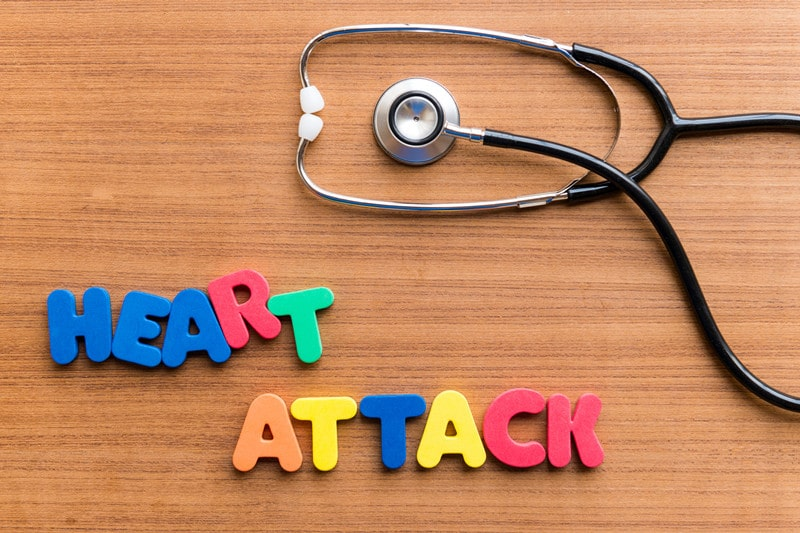 Can a 10-year old have a heart attack?