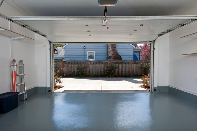The Average Garage Size