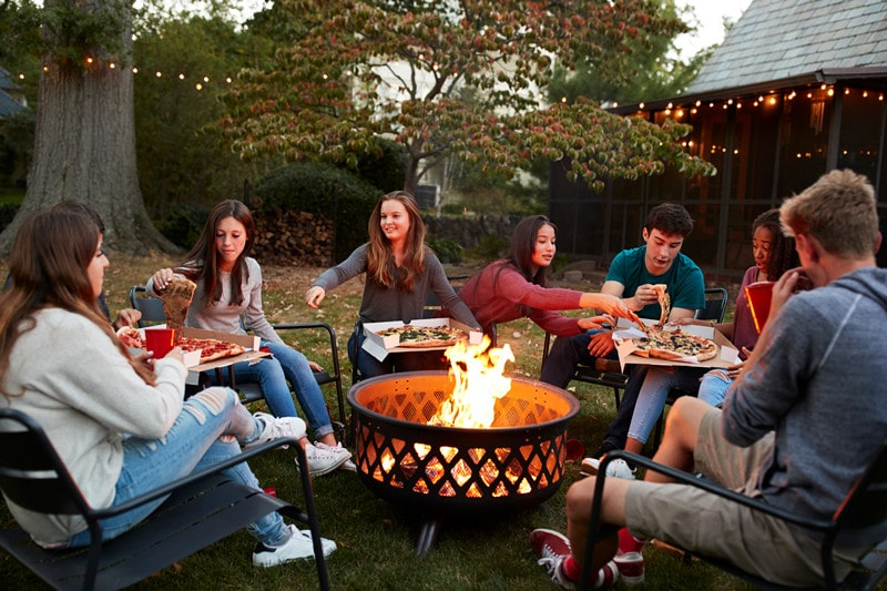 The Best Backyard Fire Pits