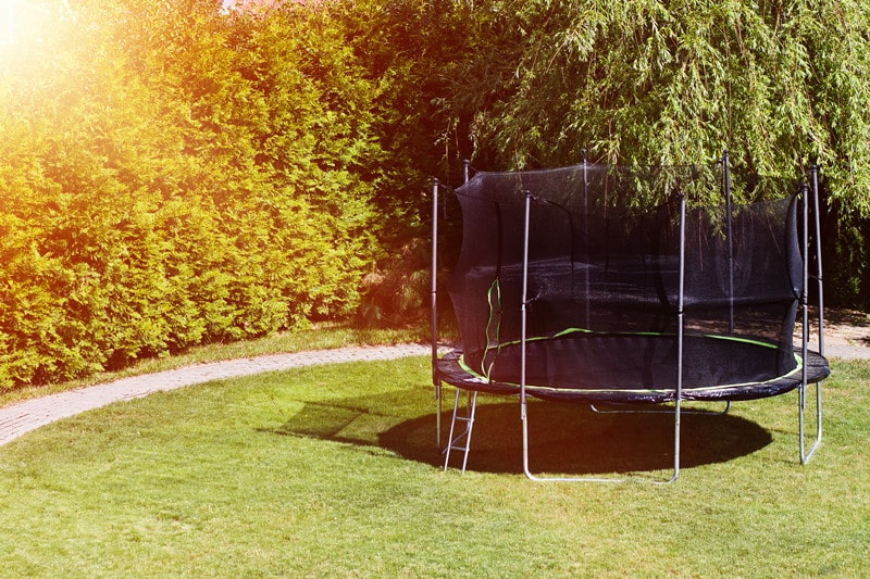 The Best Backyard Trampolines