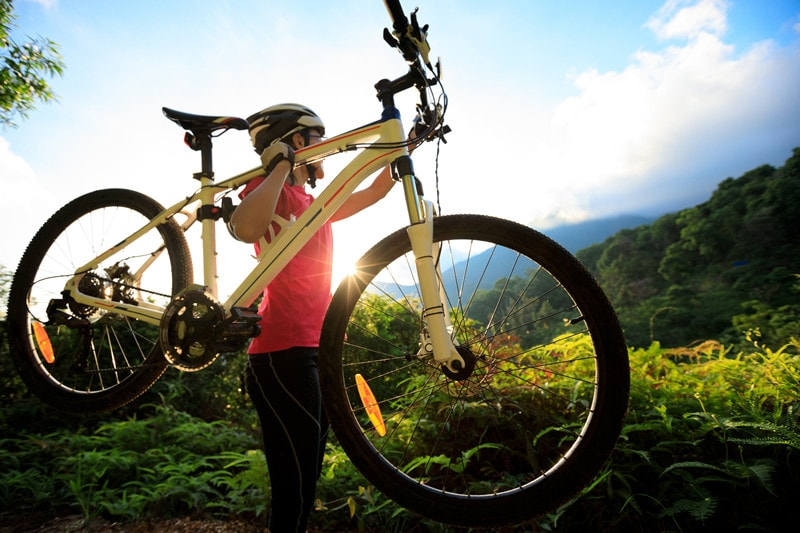 Average Mountain Bike Weight (With 56 Examples)
