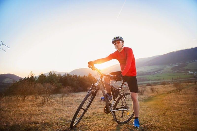 How High Should a Mountain Bike Seat Be