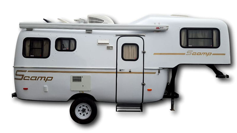 2000 Scamp Deluxe 19' Fifth Wheel