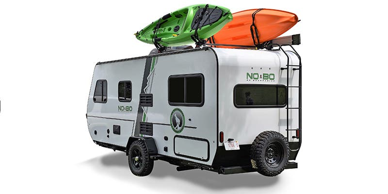 2018 Forest River No Boundaries 16.5 Travel Trailer Under 3,000 Pounds