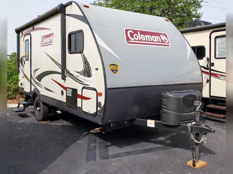 2020 Coleman Light LX 1605FB