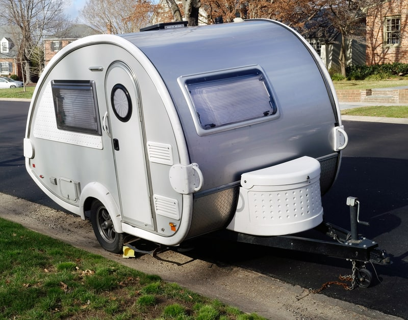 13 Ultra Lightweight Travel Trailers With Pictures