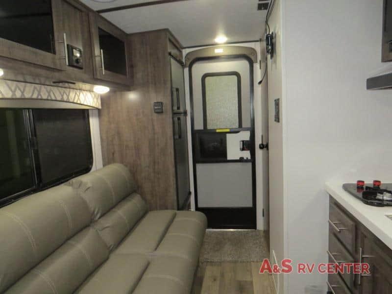 135 Retro Silver Serie interior
