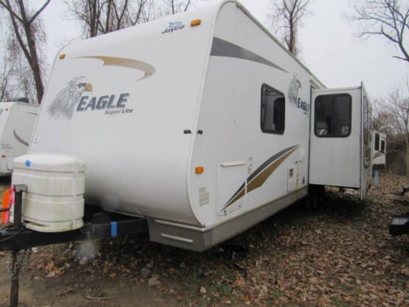 2009 JAYCO EAGLE 298RLS