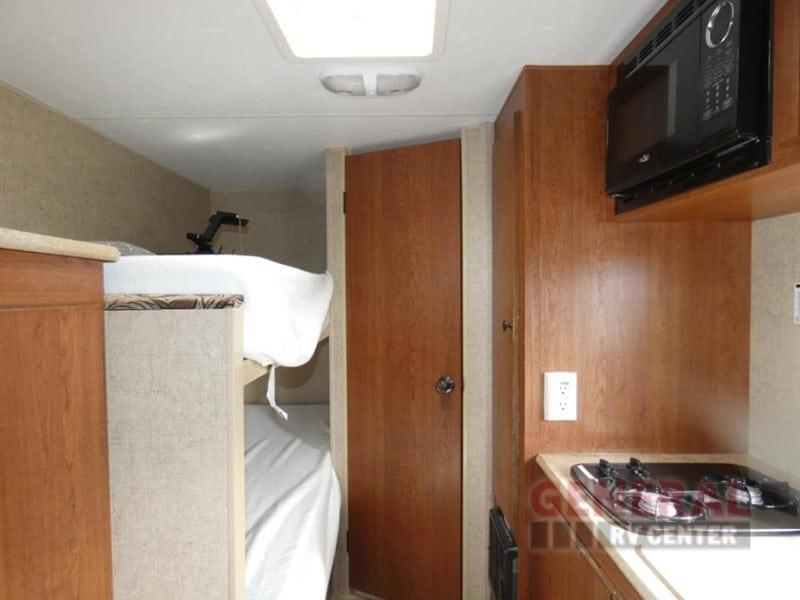2012 Sportsmen Classic 16BH interior
