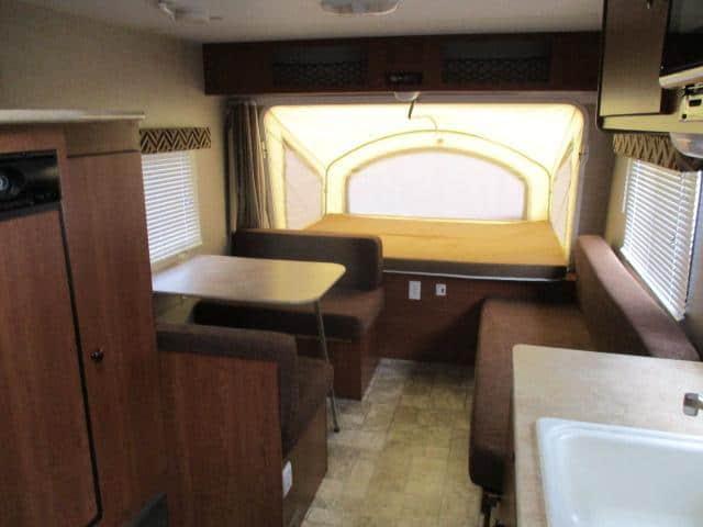 2013 Sportsmen Classic 18RBT interior