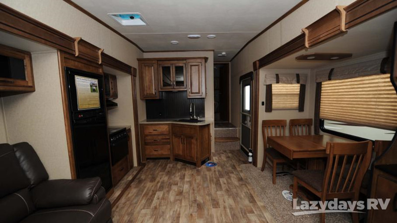 2015 Grand Design Reflection 27RL interior
