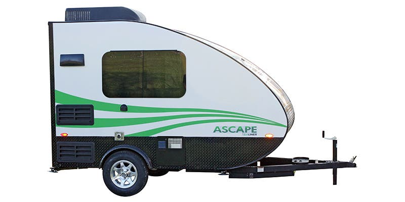 2017 Aliner Ascape Travel Trailer