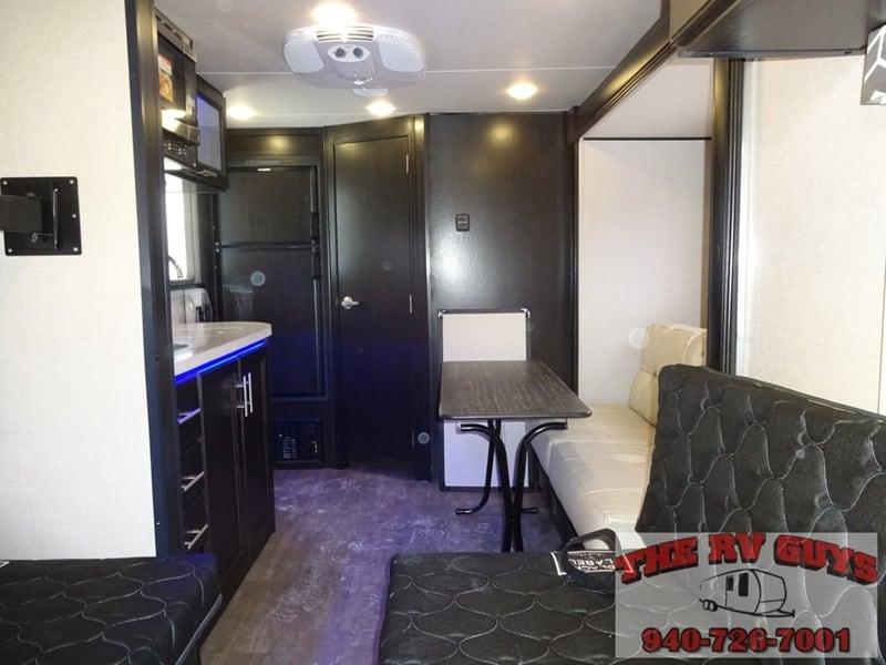 2018 Camp Lite 16TBS interior