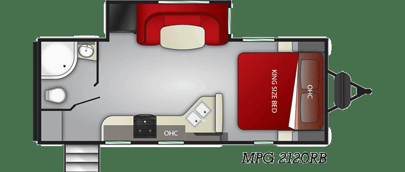 2018 MPG 2120 RB floor plan