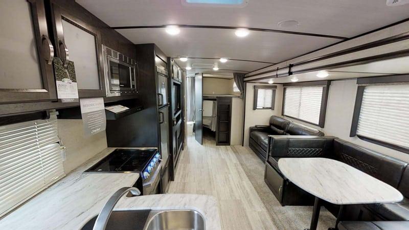2018 Northern Spirit 2963BH interior