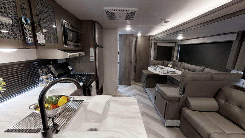 2019 Cruise Lite 273QBXL inter