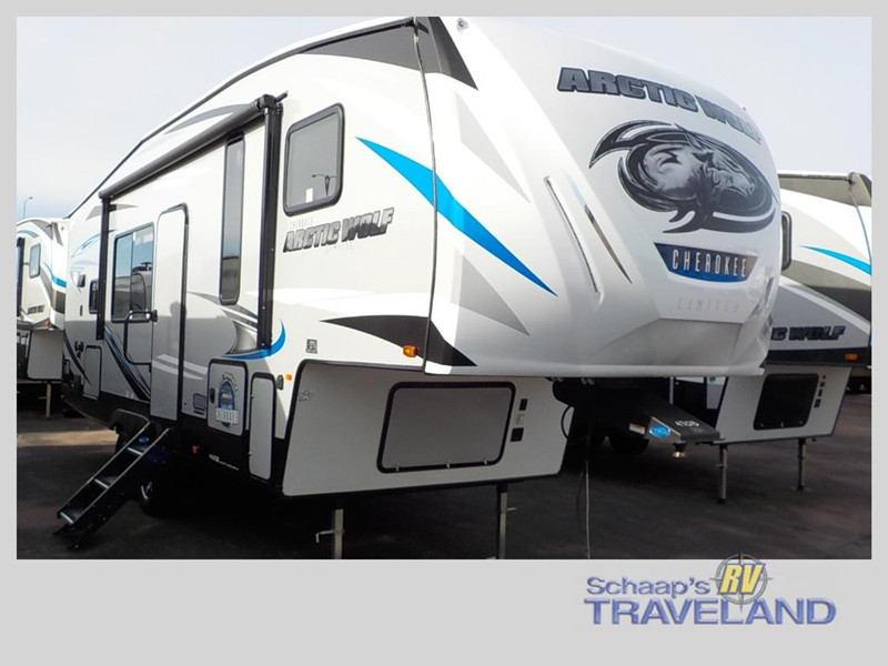 2019 Forest River Arctic Wolf 245RK4