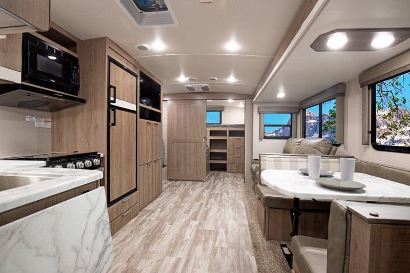 2019 Grand Design RV Imagine 3000QB interior