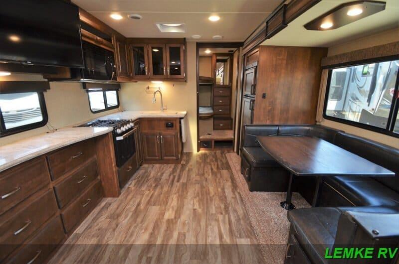 2019 Grand Design RV Reflection 285BHTS interior