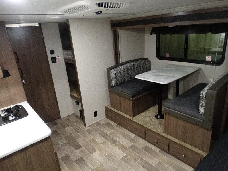 2019 Hideout 176LHS interior