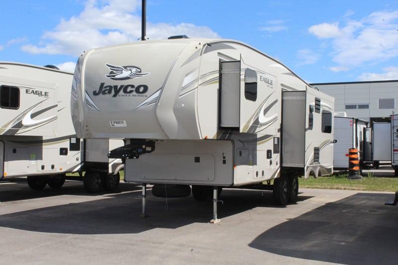 2019 Jayco Eagle 27.5 RLTS