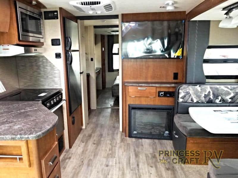 2019 Lance 2465 interior