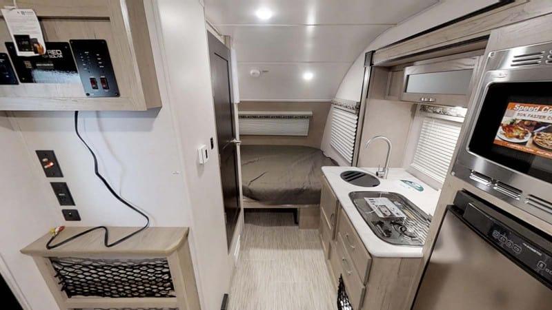 2019 R-Pod 178 interior