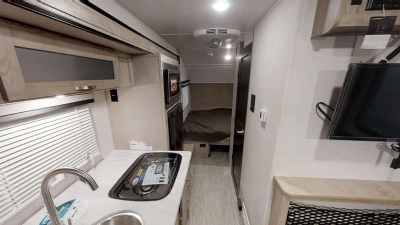 2019 R-Pod 189 interior