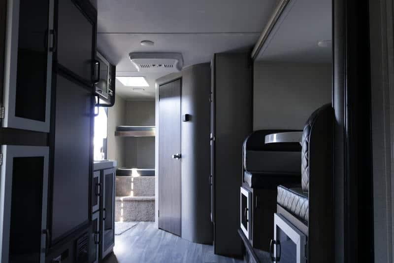 2019 Travel Lite Falcon F-27BHK interior