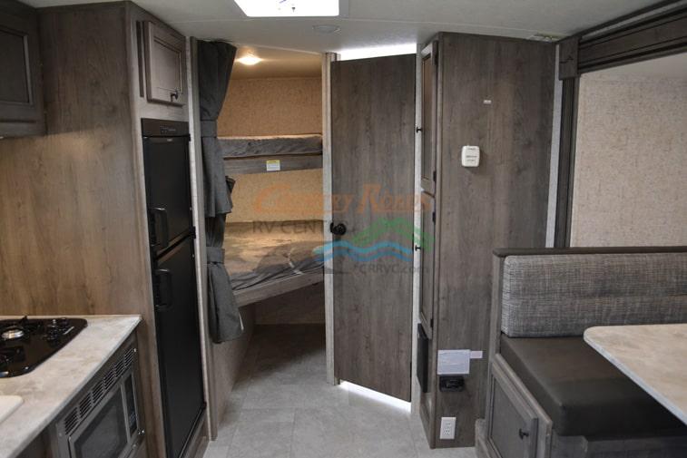 2020 Coachmen Apex Nano 208 BHS interior