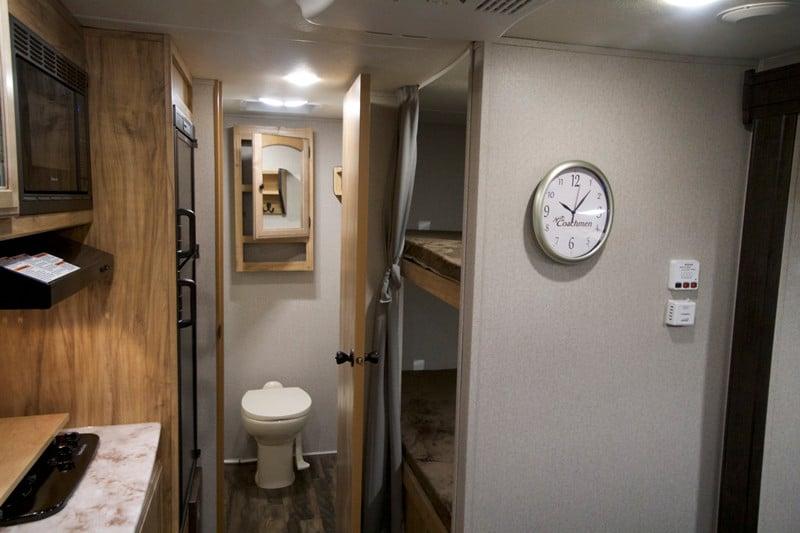 2020 Coachmen Freedom Express 20BHS interior