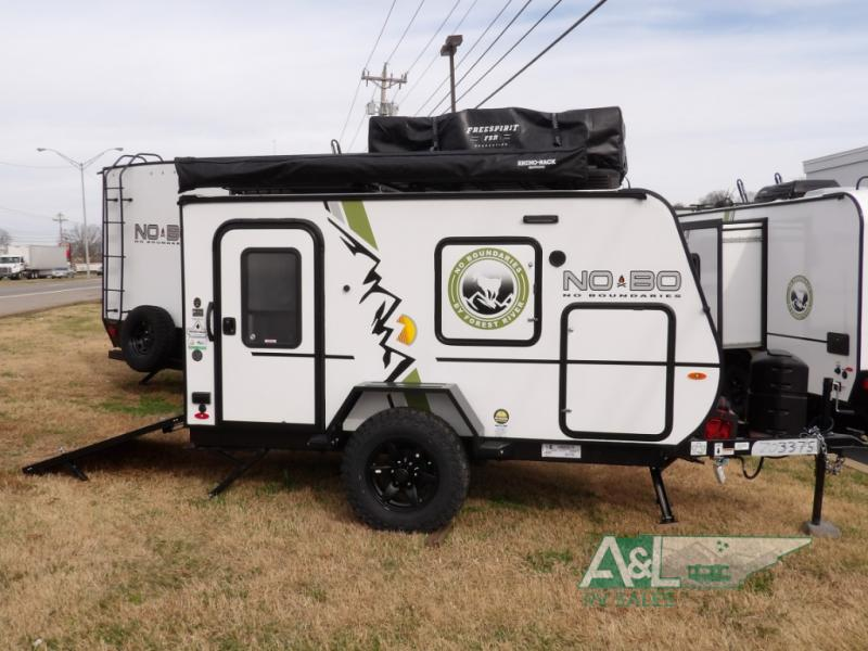 2020 Forest River RV No Boundaries NB10.6