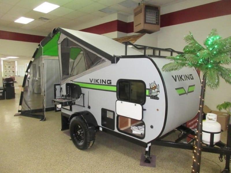2020 Forest River Viking Express 9.0 TD