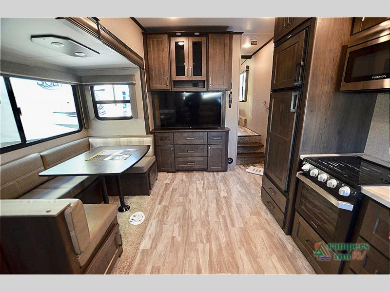 2020 Grand Design RV Reflection 150 Series 240RL interior