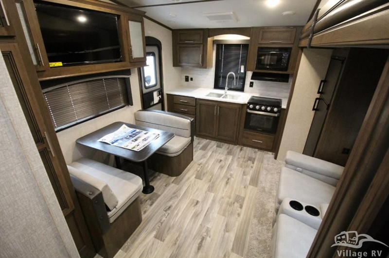 2020 Keystone Cougar 23MLS interior