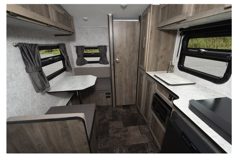 2020 Prolite Lounge interior