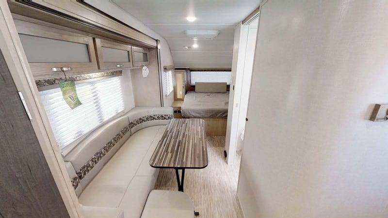 2020 R-Pod 195 interior