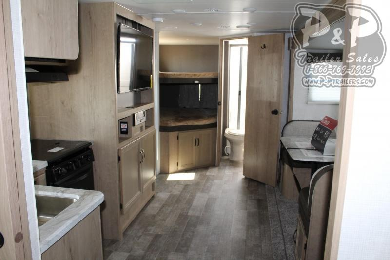2021 Winnebago Minnie 2301BH interior