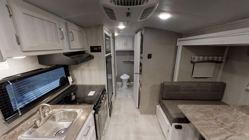 Flagstaff E-Pro E20BHS interior