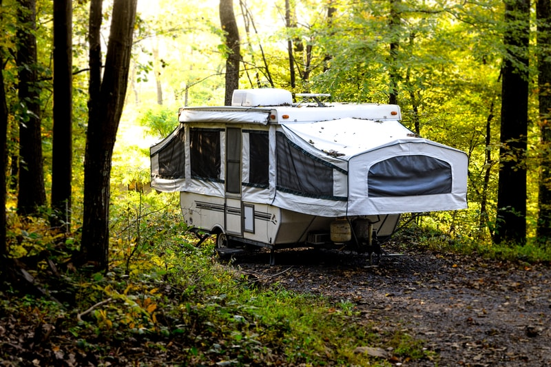 11 Best Pop up Campers With Bathrooms With Pictures