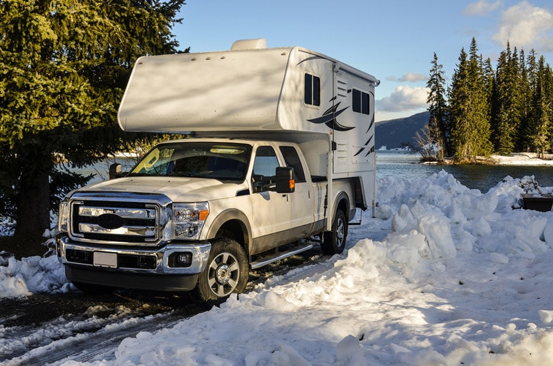 13 Best Truck Campers With Pictures