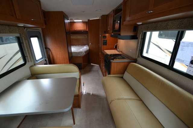 2016 Itasca Spirit 25B interior