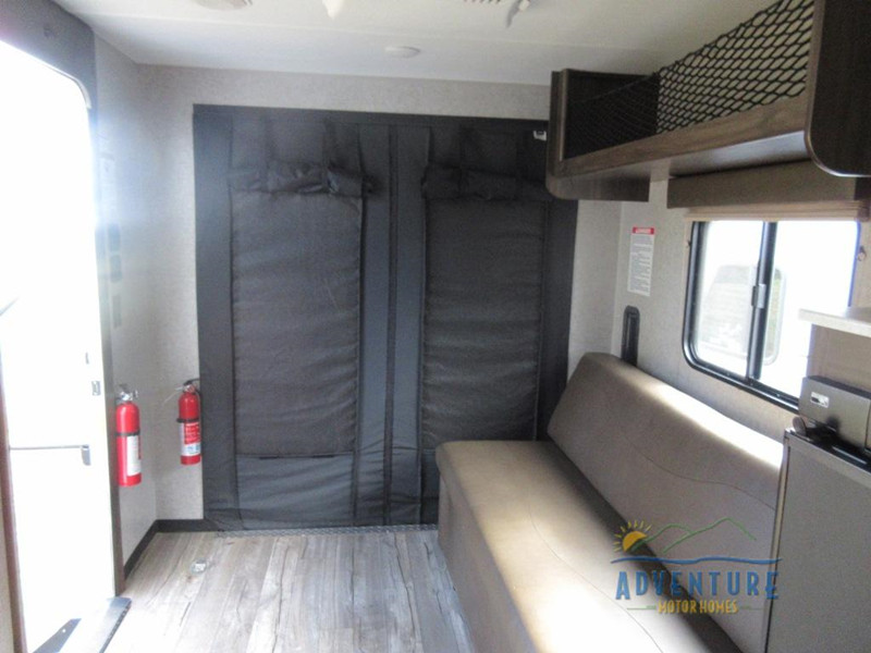 2018 Forest River Wolf Pup 17RP interior
