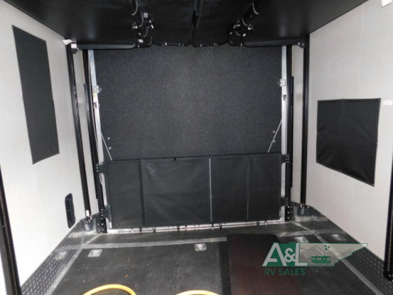 2018 Toy Hauler RV VENGEANCE 377V interior